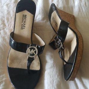 Michael Kors Wedge Sandals